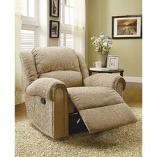 Esther Chenille Chaise Recliner