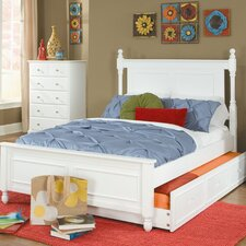 Morelle Captain's Bed with Trundle