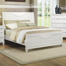 Alyssa Panel Bed