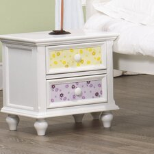 <strong>Woodbridge Home Designs</strong> Whimsy 2 Drawer Nightstand