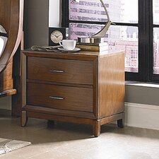 Kasler 2 Drawer Nightstand