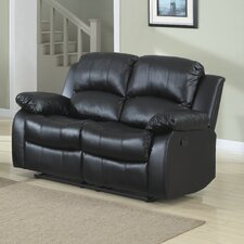 <strong>Woodbridge Home Designs</strong> Cranley Reclining Loveseat