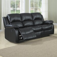 <strong>Woodbridge Home Designs</strong> Cranley Reclining Sofa
