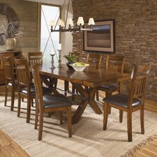 Vasquez 9 Piece Dining Set