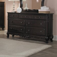 Cinderella 7 Drawer Dresser