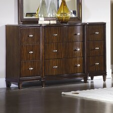 Abramo 8 Drawer Dresser