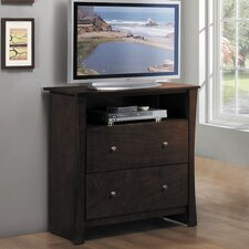 Avelar 2 Drawer Media Chest