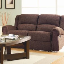 <strong>Woodbridge Home Designs</strong> Esther Chenille Reclining Loveseat
