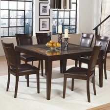 <strong>Woodbridge Home Designs</strong> Vincent 7 Piece Dining Set