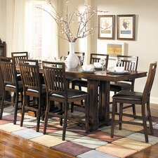 <strong>Woodbridge Home Designs</strong> Everett Counter Height Dining Table