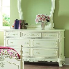 <strong>Woodbridge Home Designs</strong> 1386 Series 7 Drawer Dresser