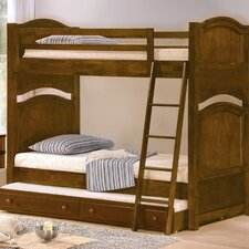 Aris Bunk Bed with Trundle