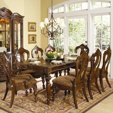 <strong>Woodbridge Home Designs</strong> 1390 Series Dining Table
