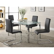 <strong>Woodbridge Home Designs</strong> Knox 5 Piece Dining Set