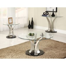 Charlaine Coffee Table Set