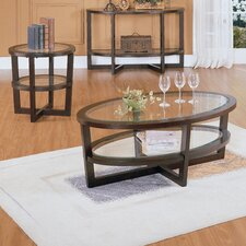 <strong>Woodbridge Home Designs</strong> Vista Coffee Table Set