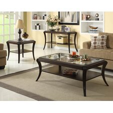 Q Pfifer Coffee Table Set