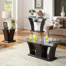 <strong>Woodbridge Home Designs</strong> Daisy Coffee Table Set