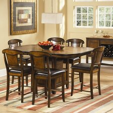 Westwood 7 Piece Counter Height Dining Set
