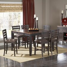 5341 Series 7 Piece Counter Height Dining Set