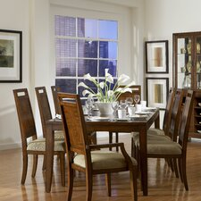 <strong>Woodbridge Home Designs</strong> Campton 9 Piece Dining Set