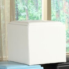<strong>Woodbridge Home Designs</strong> 4723 Series Cube Ottoman