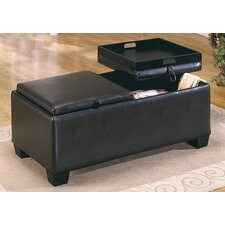 <strong>Woodbridge Home Designs</strong> Belmont Cocktail Ottoman