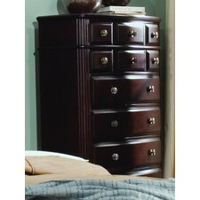 858 Series 8 Drawer Chest
