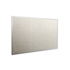 <strong>Platinum Visual Systems</strong> WTS Trim Standard Fabric Tackboard