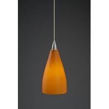Zara 1 Light Monopoint Pendant