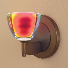 <strong>Bruck Lighting</strong> Rainbow I 1 Light Wall Sconce