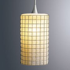 <strong>Bruck Lighting</strong> Sierra 1 Light Monopoint Mini Pendant