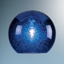 "4"" Bobo Glass Round Pendant Shade"