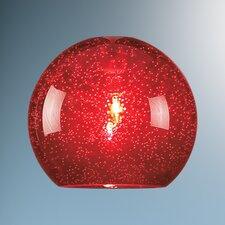 "4"" Bobo Glass Round Track Head Shade"