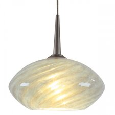 <strong>Bruck Lighting</strong> Pandora 1 Light Mini Pendant
