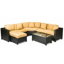 Fiji 5 Piece Sectional Seating