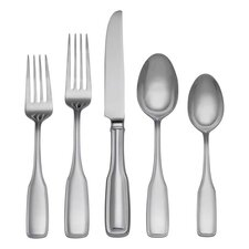 <strong>Reed & Barton</strong> 5 Piece Blake Flatware Set