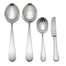 Pomfret 4-Piece Hostess Set