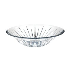 <strong>Reed & Barton</strong> Crystal Giftware Soho Centerpiece Bowl