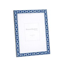 Silver Link Picture Frame