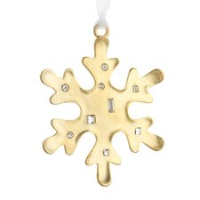 Winter Wonder Snowflake Ornament