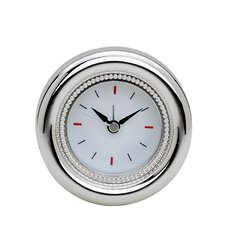 "Reed and Barton 3.75"" Lyndon Wall Clock"
