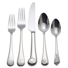 Sea Shells 5 Piece Flatware Set