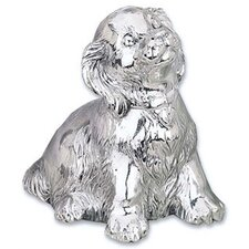 "<strong>Reed & Barton</strong> Children's Giftware 2.75"" Puppy Musical"
