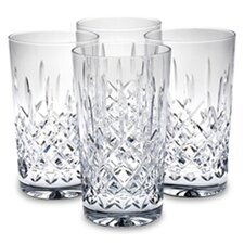 Crystal Hamilton Highball Glass (Set of 4)