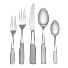 Colton 45 Piece Dinner Flatware Set