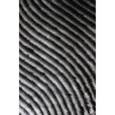 <strong>Rug Factory Plus</strong> 3D Shag Gray Rug
