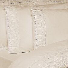 Amelie 200 Thread Count Housewife Pillowcase