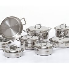 15 Piece Cookware Set