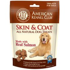 Salmon Skin & Coat All Natural Dog Treat